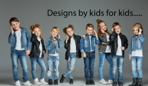 Designs by kids for kids